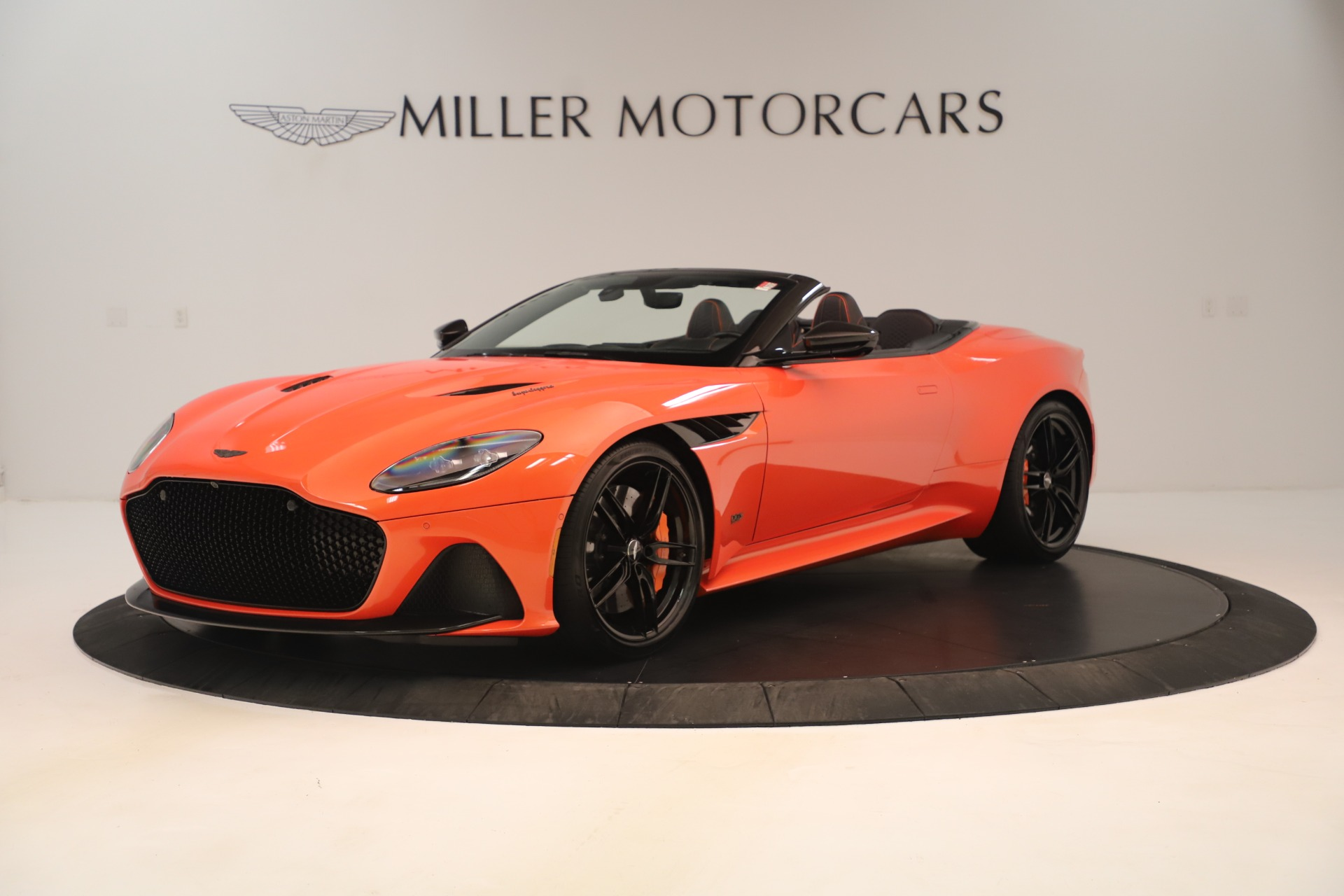 New 2020 Aston Martin DBS Superleggera for sale Call for price at McLaren Greenwich in Greenwich CT 06830 1