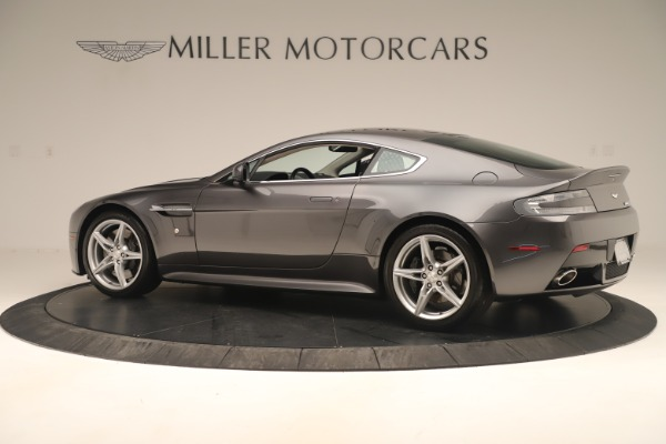 Used 2016 Aston Martin V8 Vantage S for sale Sold at McLaren Greenwich in Greenwich CT 06830 3