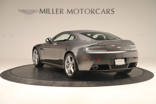 Used 2016 Aston Martin V8 Vantage GTS for sale $79,900 at McLaren Greenwich in Greenwich CT 06830 4