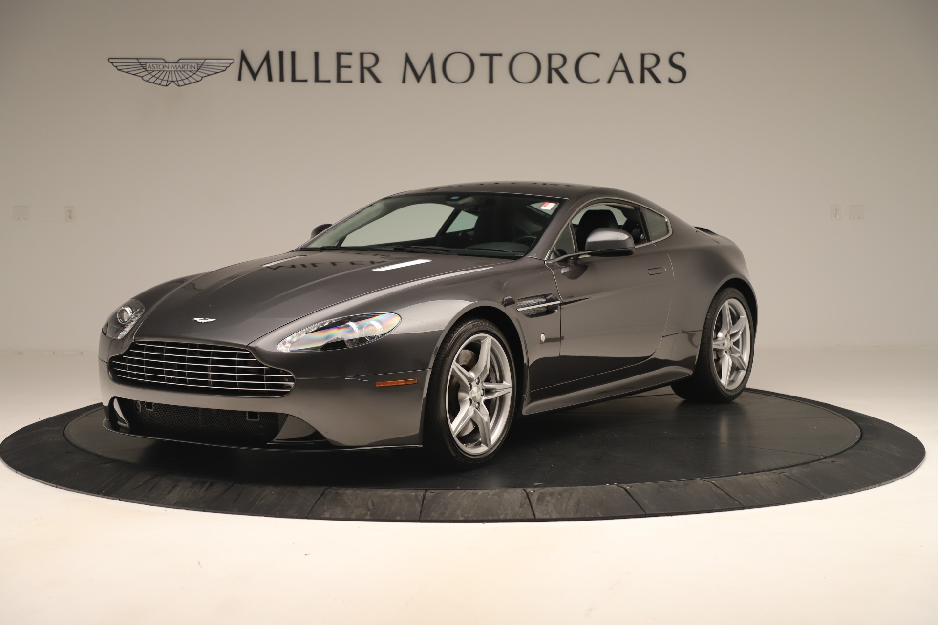 Used 2016 Aston Martin V8 Vantage S for sale Sold at McLaren Greenwich in Greenwich CT 06830 1