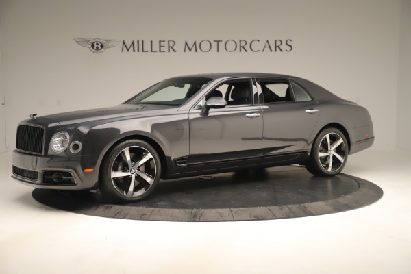 Used 2018 Bentley Mulsanne Speed Design Series for sale Sold at McLaren Greenwich in Greenwich CT 06830 2