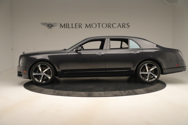 Used 2018 Bentley Mulsanne Speed Design Series for sale Sold at McLaren Greenwich in Greenwich CT 06830 3
