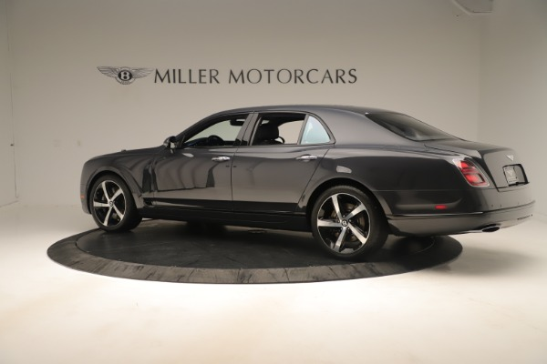 Used 2018 Bentley Mulsanne Speed Design Series for sale Sold at McLaren Greenwich in Greenwich CT 06830 4