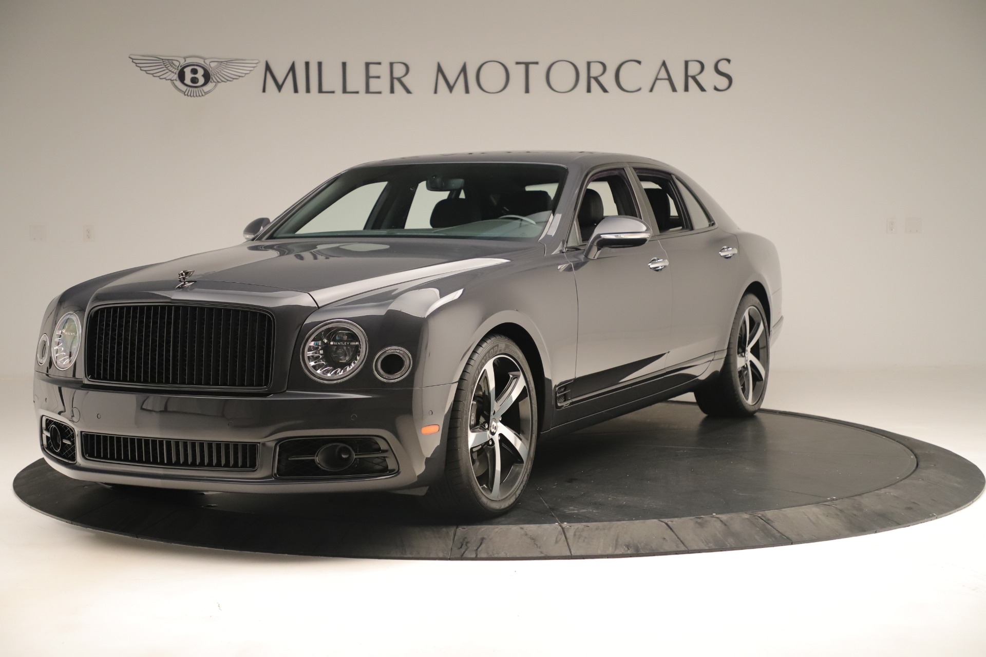 Used 2018 Bentley Mulsanne Speed Design Series for sale Sold at McLaren Greenwich in Greenwich CT 06830 1