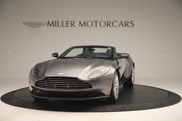 Used 2020 Aston Martin DB11 V8 for sale Sold at McLaren Greenwich in Greenwich CT 06830 2