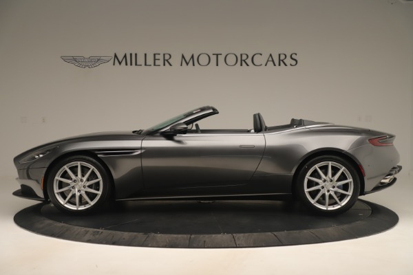 Used 2020 Aston Martin DB11 V8 for sale Sold at McLaren Greenwich in Greenwich CT 06830 3
