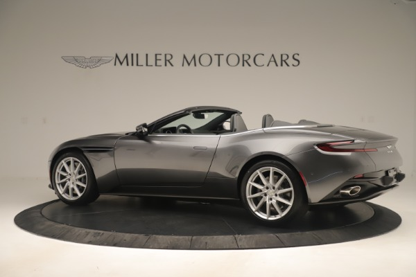 Used 2020 Aston Martin DB11 V8 for sale Sold at McLaren Greenwich in Greenwich CT 06830 4