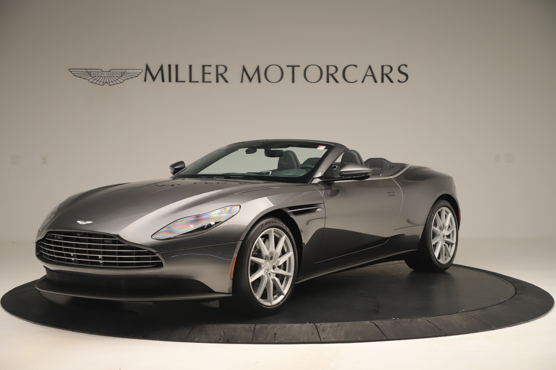 Used 2020 Aston Martin DB11 V8 for sale Sold at McLaren Greenwich in Greenwich CT 06830 1
