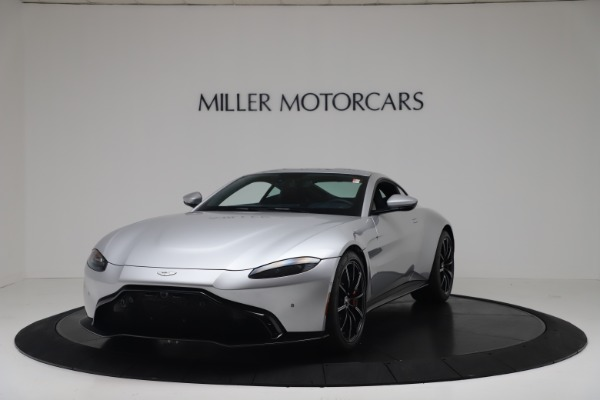 New 2020 Aston Martin Vantage Coupe for sale $207,072 at McLaren Greenwich in Greenwich CT 06830 3