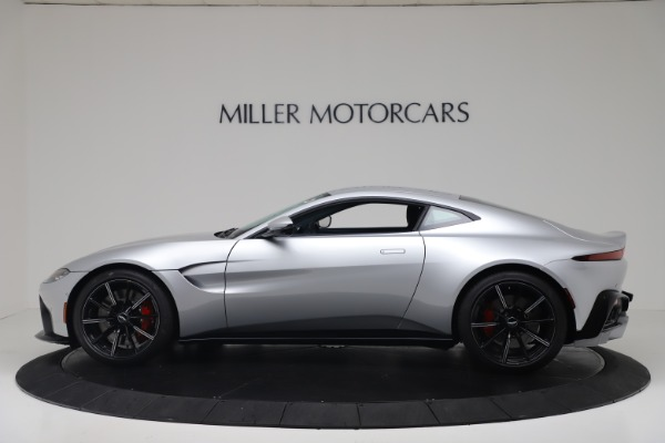 New 2020 Aston Martin Vantage Coupe for sale $207,072 at McLaren Greenwich in Greenwich CT 06830 4