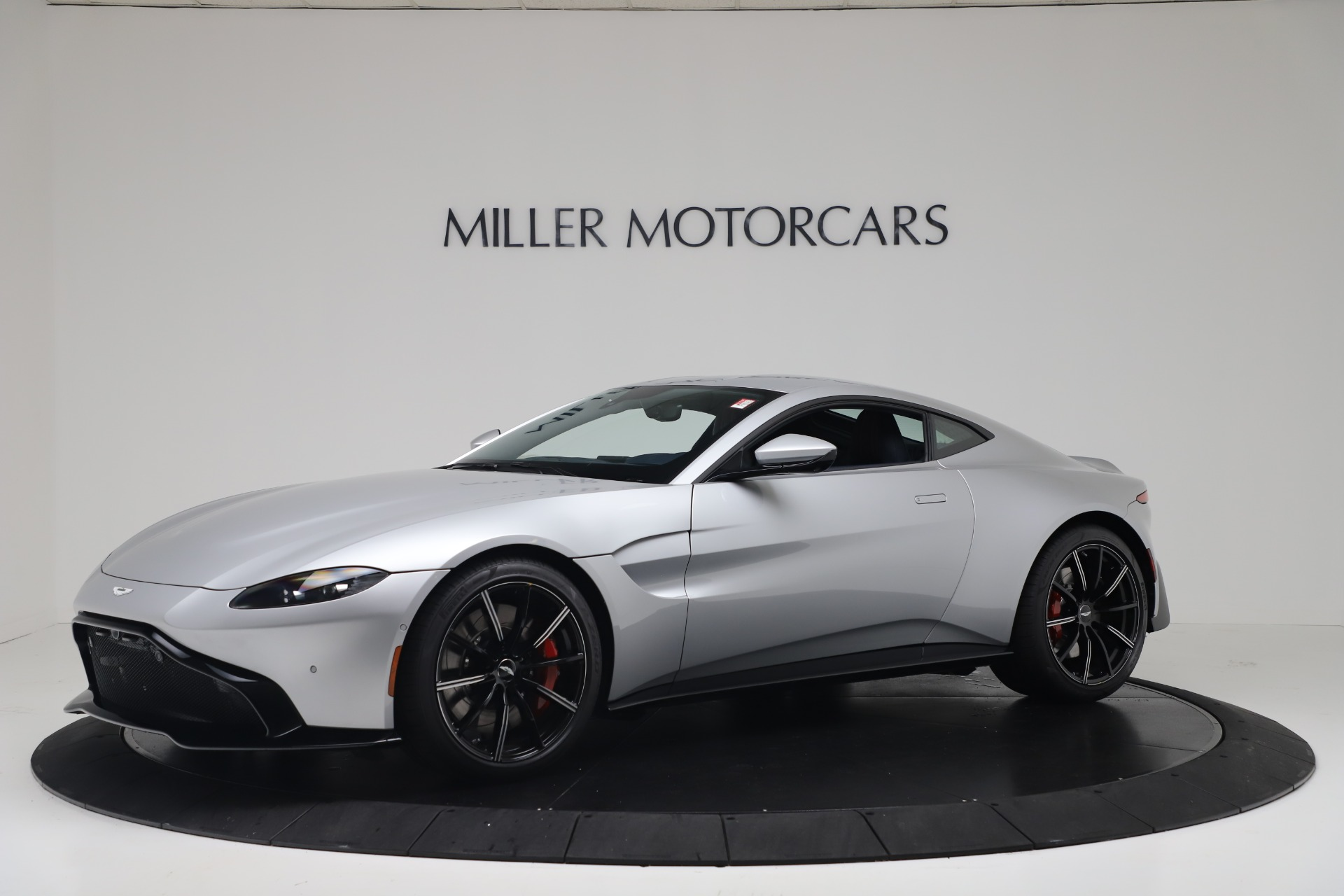 New 2020 Aston Martin Vantage Coupe for sale $207,072 at McLaren Greenwich in Greenwich CT 06830 1