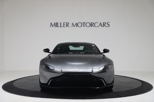 New 2020 Aston Martin Vantage Coupe for sale $193,154 at McLaren Greenwich in Greenwich CT 06830 2
