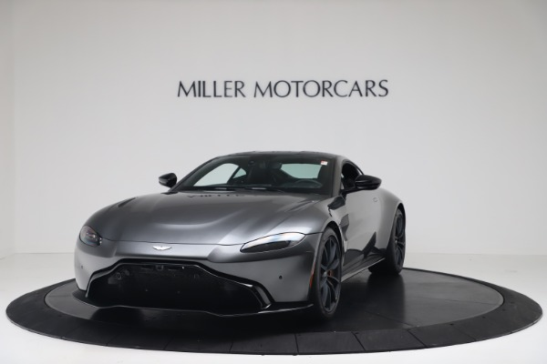 New 2020 Aston Martin Vantage Coupe for sale $193,154 at McLaren Greenwich in Greenwich CT 06830 3