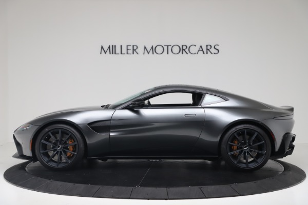 New 2020 Aston Martin Vantage Coupe for sale $193,154 at McLaren Greenwich in Greenwich CT 06830 4