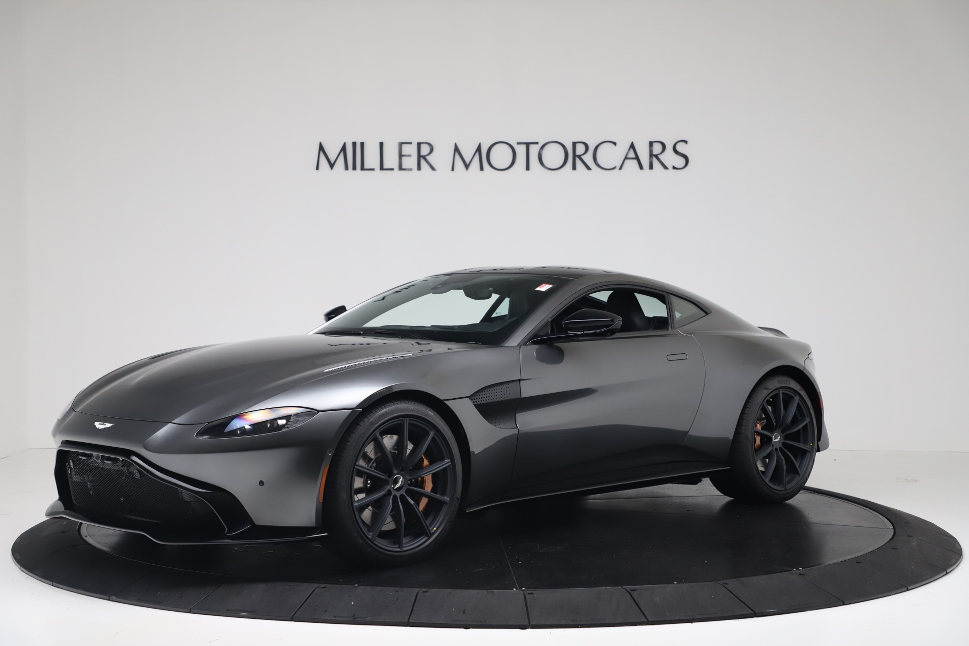 New 2020 Aston Martin Vantage Coupe for sale $193,154 at McLaren Greenwich in Greenwich CT 06830 1