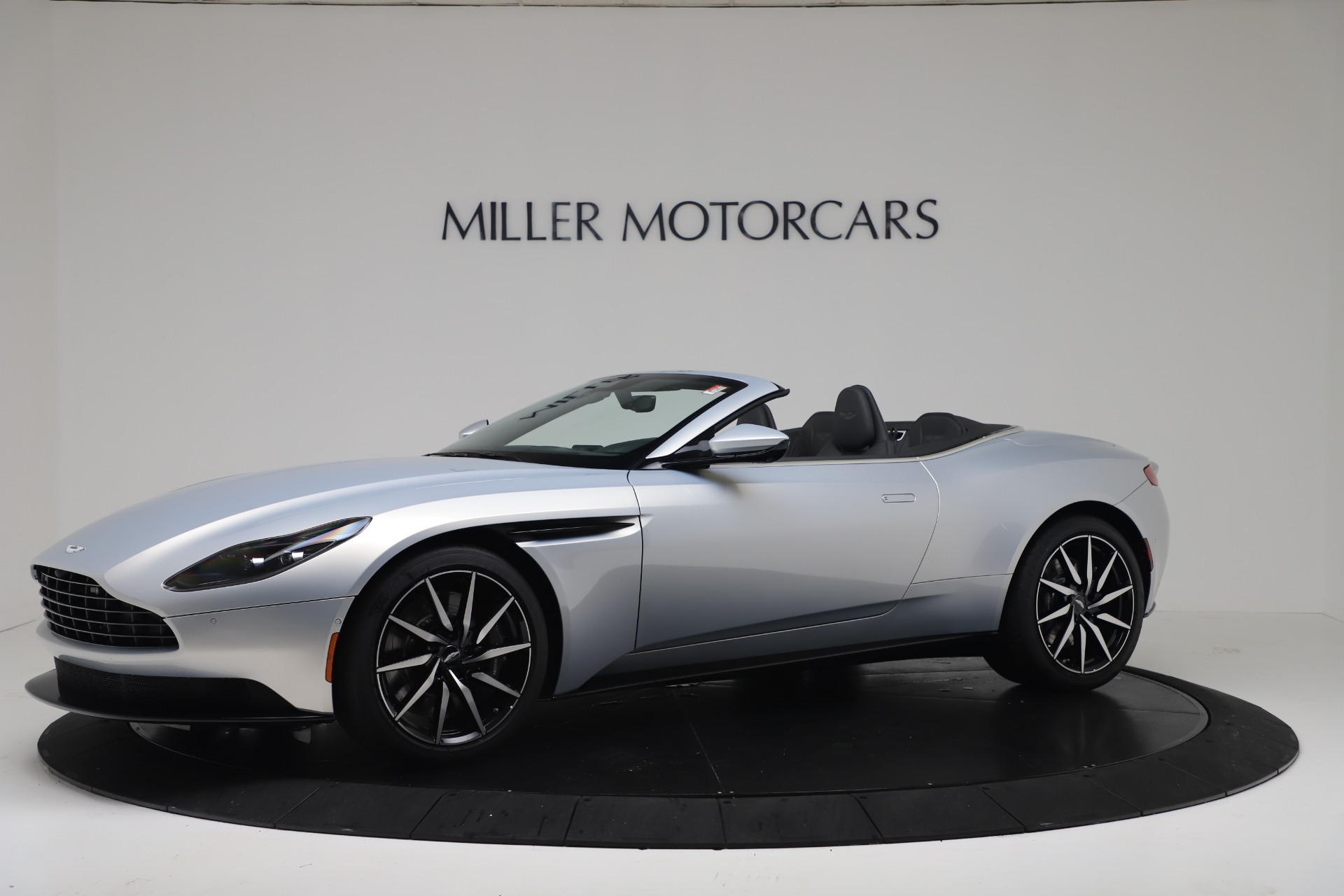 New 2020 Aston Martin DB11 V8 for sale Sold at McLaren Greenwich in Greenwich CT 06830 1