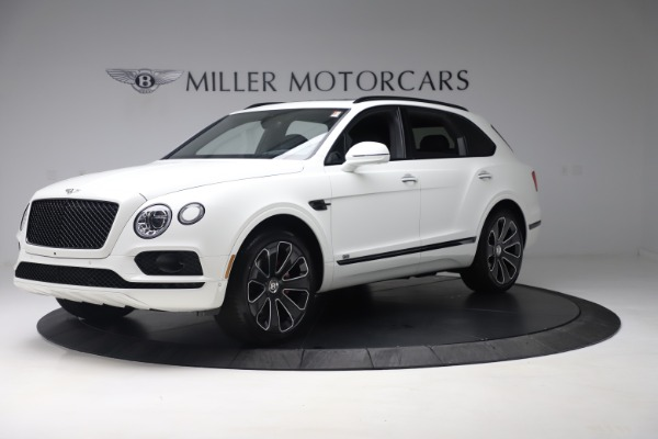 New 2020 Bentley Bentayga V8 Design Series for sale Sold at McLaren Greenwich in Greenwich CT 06830 2