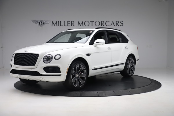 New 2020 Bentley Bentayga V8 Design Series for sale Sold at McLaren Greenwich in Greenwich CT 06830 3