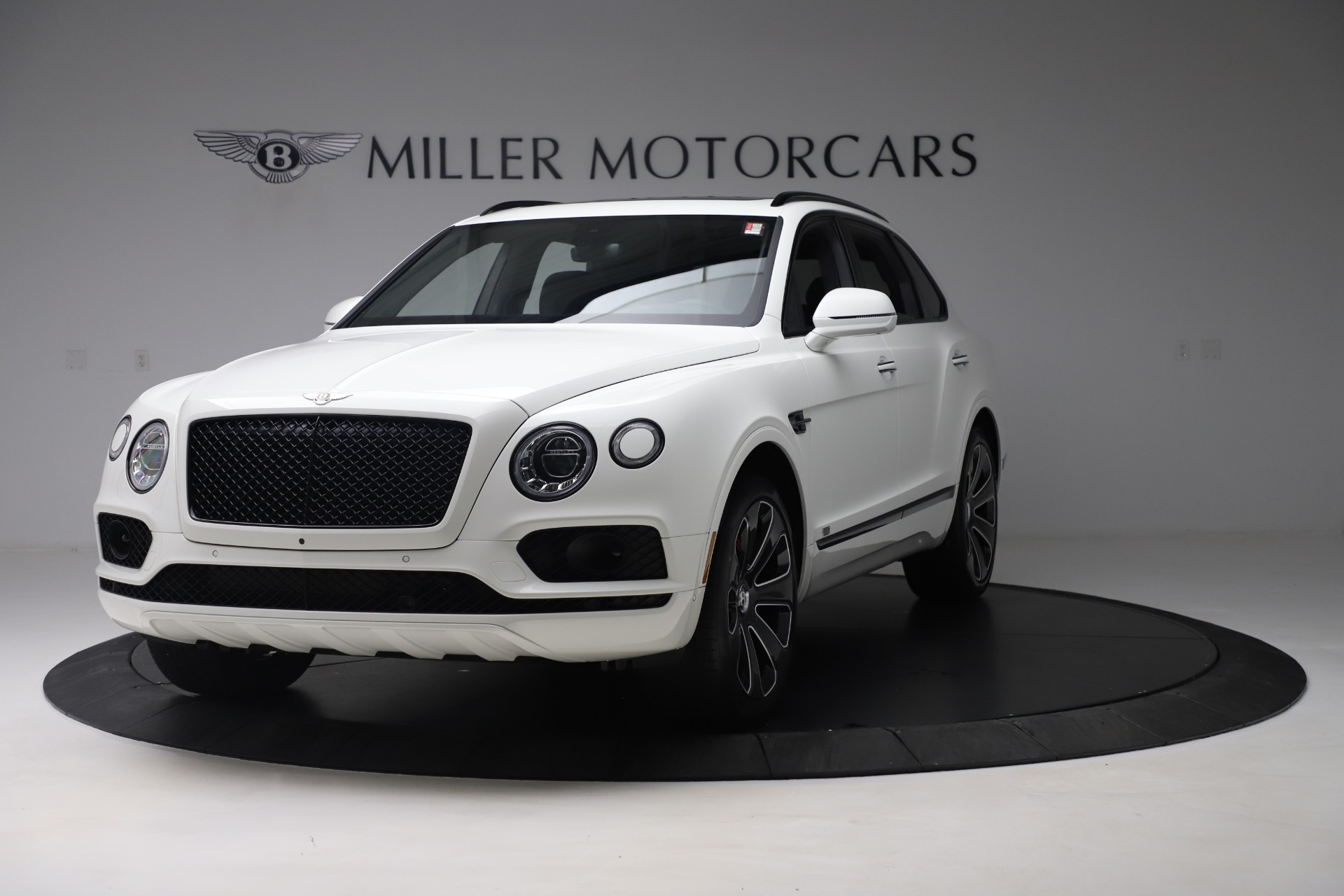 New 2020 Bentley Bentayga V8 Design Series for sale Sold at McLaren Greenwich in Greenwich CT 06830 1