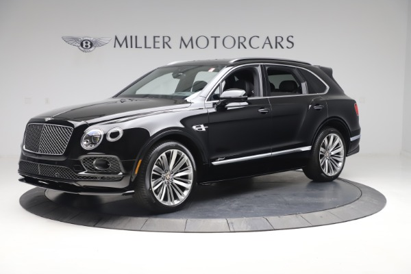 New 2020 Bentley Bentayga Speed for sale $262,095 at McLaren Greenwich in Greenwich CT 06830 2