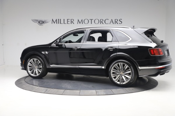 New 2020 Bentley Bentayga Speed for sale $262,095 at McLaren Greenwich in Greenwich CT 06830 4
