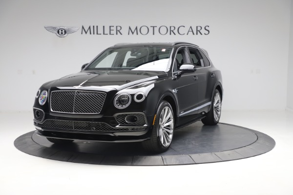 New 2020 Bentley Bentayga Speed for sale $262,095 at McLaren Greenwich in Greenwich CT 06830 1