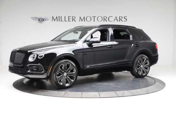 New 2020 Bentley Bentayga V8 Design Series for sale $216,860 at McLaren Greenwich in Greenwich CT 06830 2