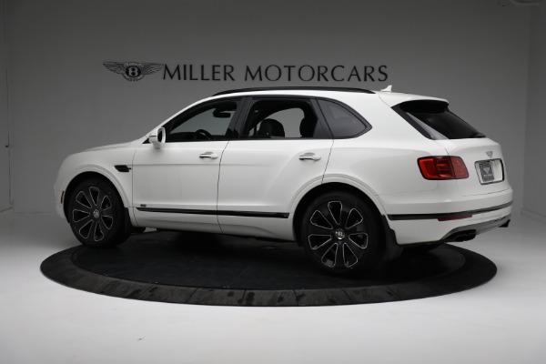New 2020 Bentley Bentayga V8 Design Series for sale Sold at McLaren Greenwich in Greenwich CT 06830 4