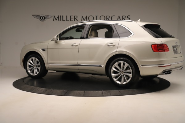 New 2020 Bentley Bentayga V8 for sale Sold at McLaren Greenwich in Greenwich CT 06830 4