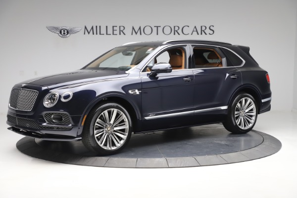New 2020 Bentley Bentayga Speed for sale Sold at McLaren Greenwich in Greenwich CT 06830 2
