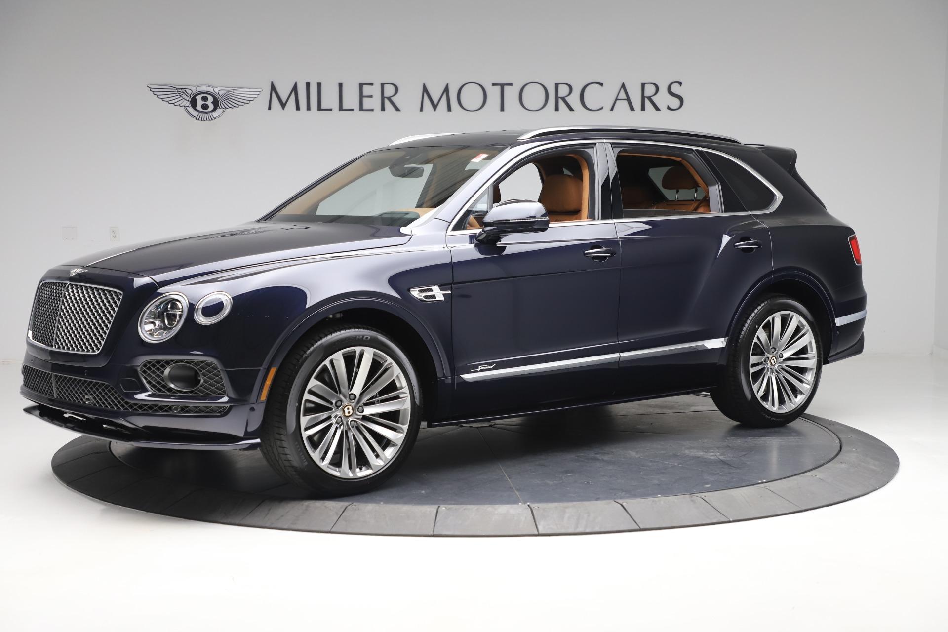 New 2020 Bentley Bentayga Speed For Sale Special Pricing Mclaren Greenwich Stock B1471