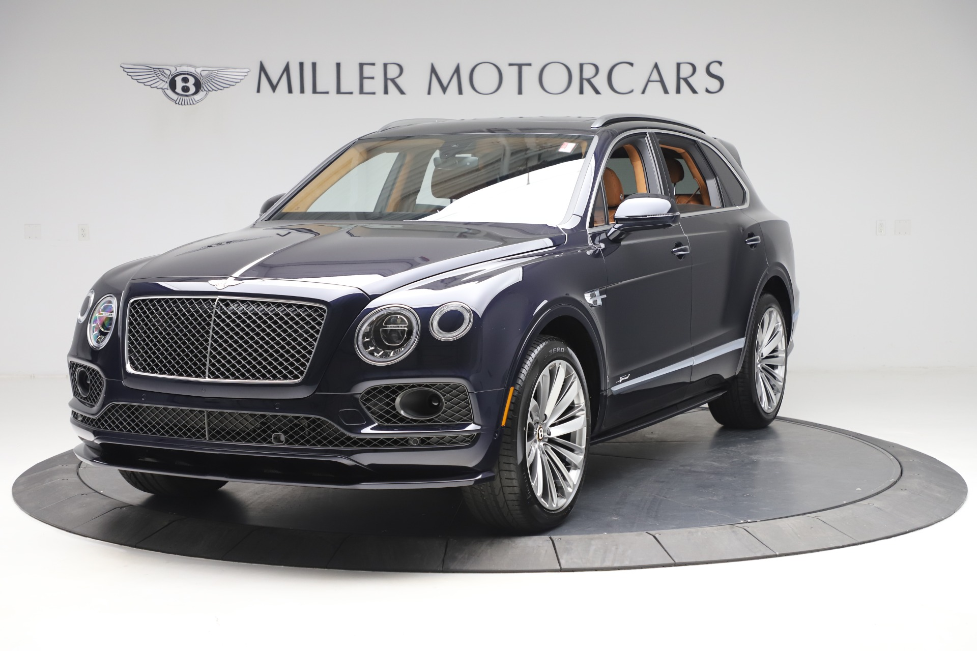 New 2020 Bentley Bentayga Speed for sale Sold at McLaren Greenwich in Greenwich CT 06830 1