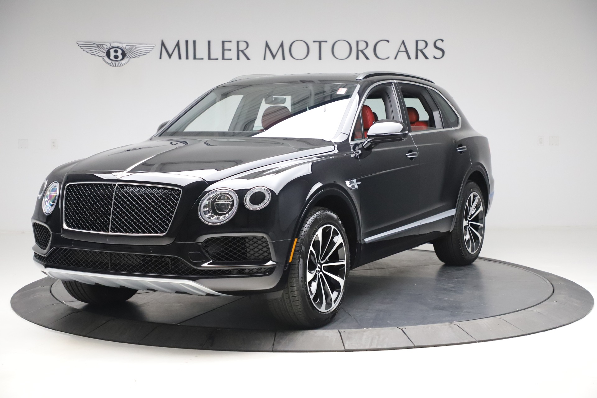 New 2020 Bentley Bentayga V8 for sale Sold at McLaren Greenwich in Greenwich CT 06830 1