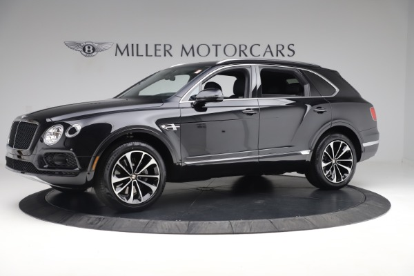 New 2020 Bentley Bentayga V8 for sale Sold at McLaren Greenwich in Greenwich CT 06830 2