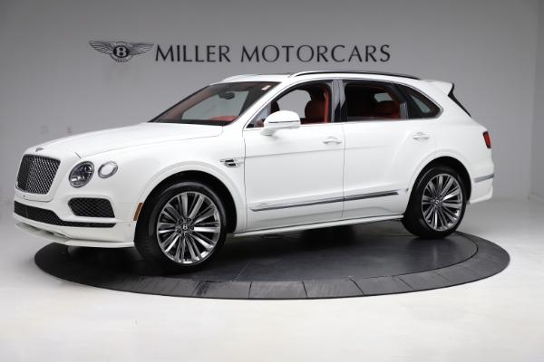 New 2020 Bentley Bentayga Speed for sale $244,145 at McLaren Greenwich in Greenwich CT 06830 2