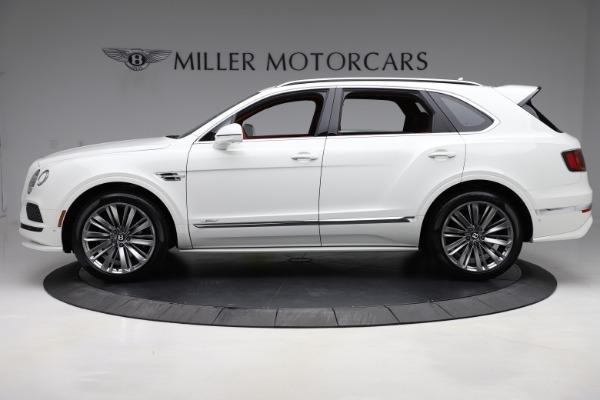 New 2020 Bentley Bentayga Speed for sale $244,145 at McLaren Greenwich in Greenwich CT 06830 3