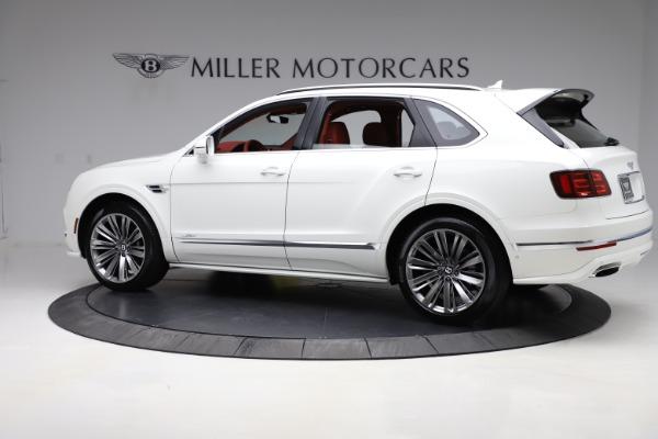 New 2020 Bentley Bentayga Speed for sale $244,145 at McLaren Greenwich in Greenwich CT 06830 4