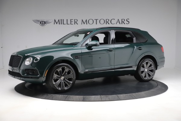 New 2020 Bentley Bentayga V8 Design Series for sale $223,015 at McLaren Greenwich in Greenwich CT 06830 2