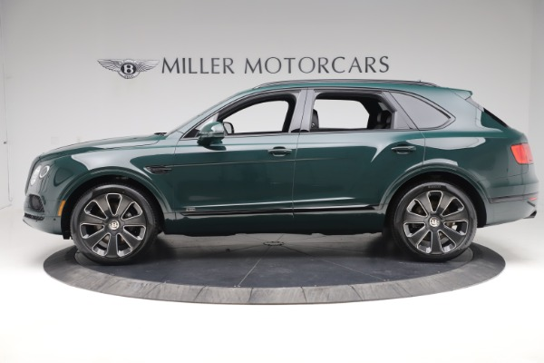 New 2020 Bentley Bentayga V8 Design Series for sale $223,015 at McLaren Greenwich in Greenwich CT 06830 3