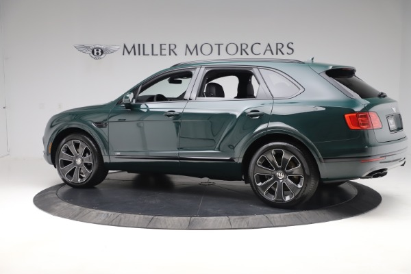 New 2020 Bentley Bentayga V8 Design Series for sale $223,015 at McLaren Greenwich in Greenwich CT 06830 4