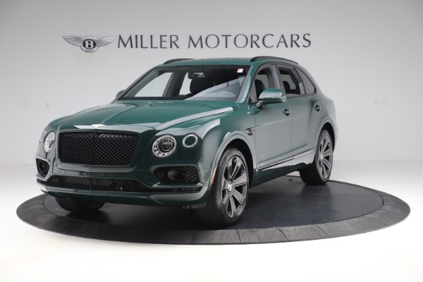 New 2020 Bentley Bentayga V8 Design Series for sale $223,015 at McLaren Greenwich in Greenwich CT 06830 1