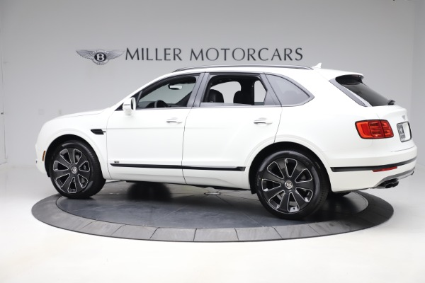New 2020 Bentley Bentayga V8 Design Series for sale $216,860 at McLaren Greenwich in Greenwich CT 06830 4