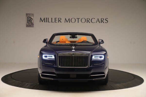Used 2016 Rolls-Royce Dawn for sale Sold at McLaren Greenwich in Greenwich CT 06830 2
