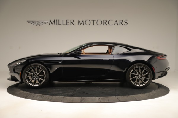 Used 2017 Aston Martin DB11 Launch Edition for sale Sold at McLaren Greenwich in Greenwich CT 06830 2