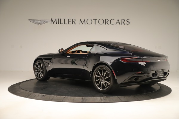 Used 2017 Aston Martin DB11 Launch Edition for sale Sold at McLaren Greenwich in Greenwich CT 06830 3