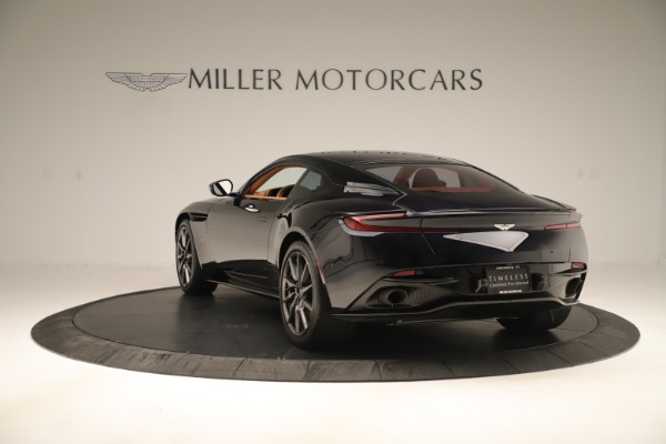 Used 2017 Aston Martin DB11 Launch Edition for sale Sold at McLaren Greenwich in Greenwich CT 06830 4