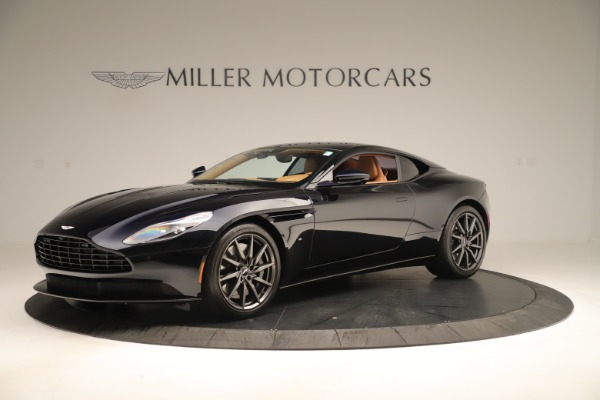 Used 2017 Aston Martin DB11 Launch Edition for sale Sold at McLaren Greenwich in Greenwich CT 06830 1
