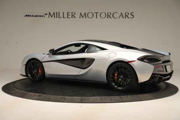 Used 2016 McLaren 570S Coupe for sale $151,900 at McLaren Greenwich in Greenwich CT 06830 3