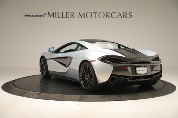 Used 2016 McLaren 570S Coupe for sale $151,900 at McLaren Greenwich in Greenwich CT 06830 4