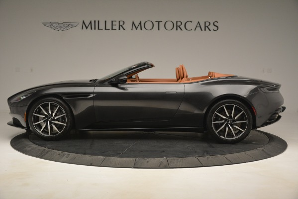 Used 2019 Aston Martin DB11 V8 Volante for sale Sold at McLaren Greenwich in Greenwich CT 06830 2